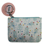 Flower Cat Wallet Coin Purse Accessory