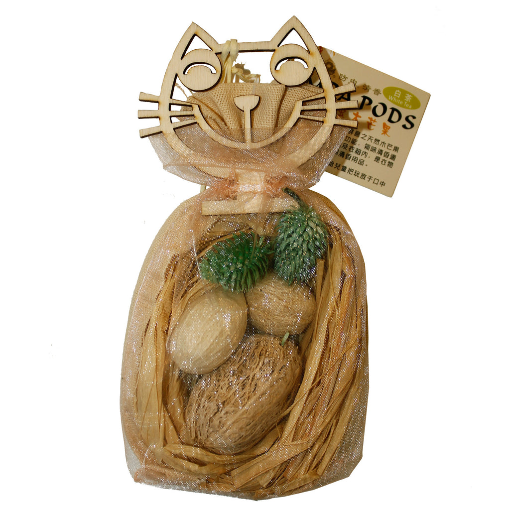 Cat Nest with Eggs Potpourri Air Freshener