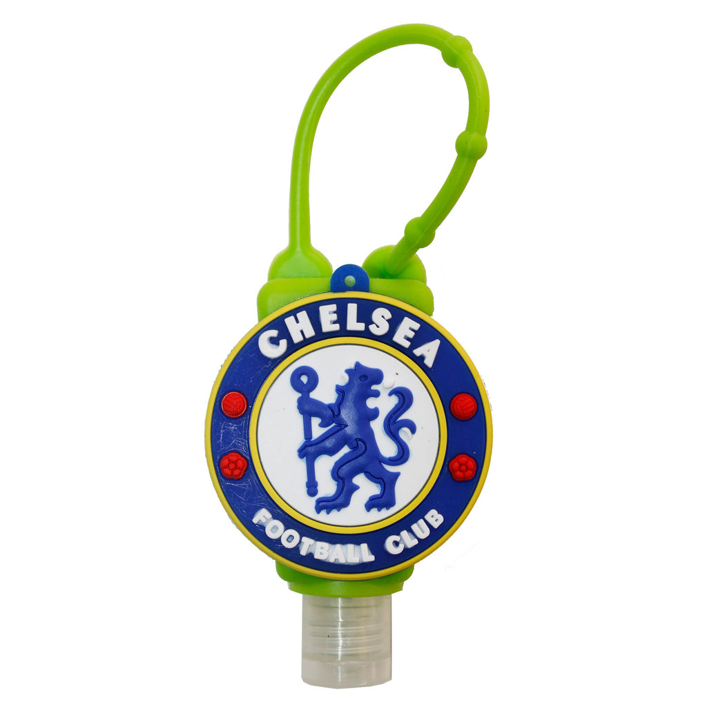 Chelsea Football Club Green Hand Sanitizer Case Cover