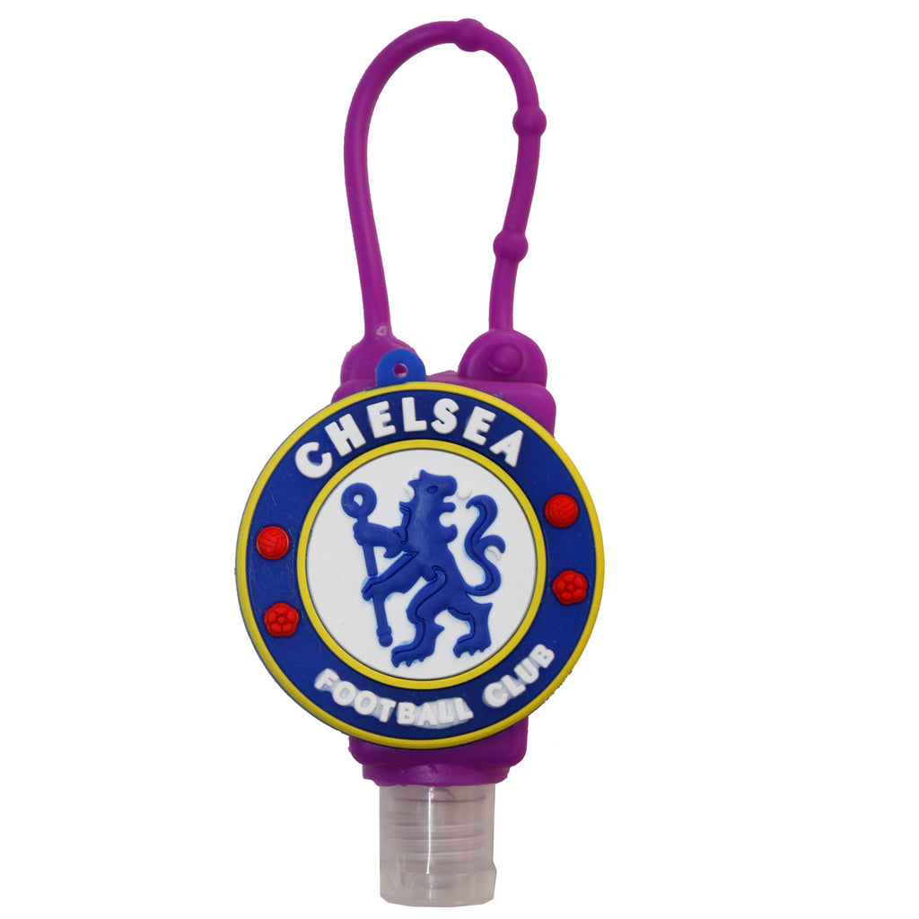 Chelsea Football Club Purple Hand Sanitizer Case Cover