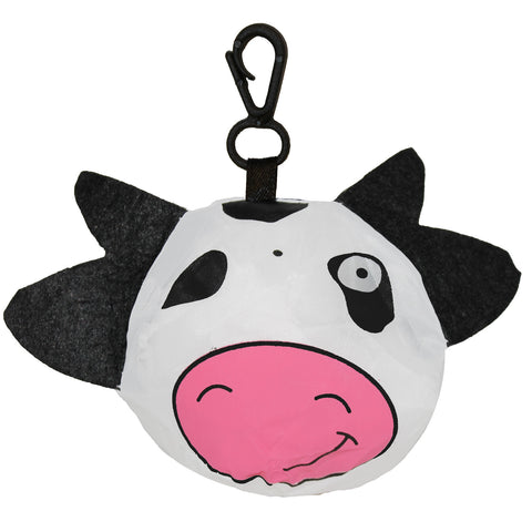 Cow Foldable Shopping Bag