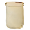 Dog Beige Purse Bag with Strap