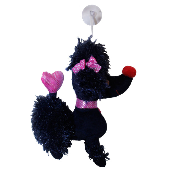 Poodle Dog Stuffed Toy Hanging Stuffed Toy