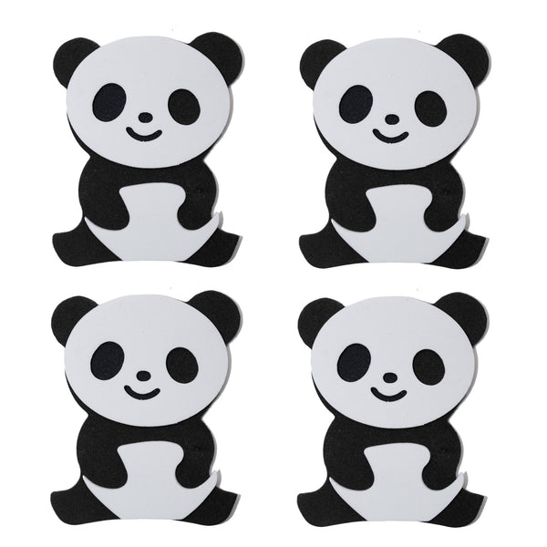 DIY Panda Bear Decor 4 Pcs Set