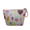 Ice Cream Cones & Bars Wallet Coin Purse