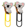 Koala Bear Bookmark Paper Clips