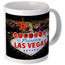 Las Vegas Nevada Mug Custom Promotional Item