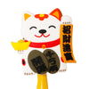 Chinese Lucky Cat PVC Ballpoint Pen