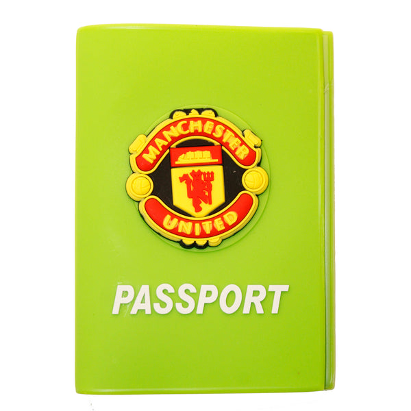 Manchester United Football Club Passport Cover