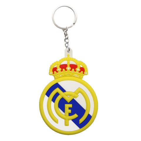 MCF Real Madrid Football PVC Key Chain