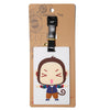 Circus Monkey Luggage Tag Name Card (Comes in packs of 12 - $2.50 each)