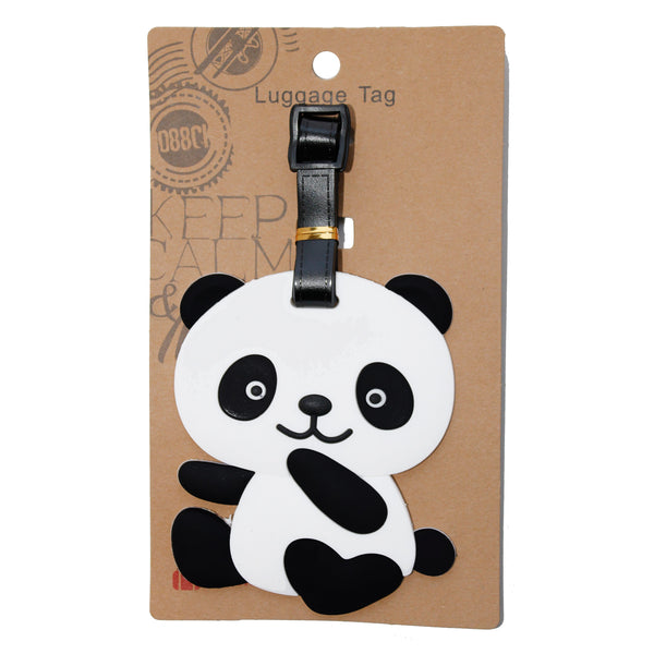 Baby Panda Luggage Tag (Comes in packs of 12 - $2.50 each)