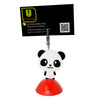Cute Panda Bear Photo Holder Business Card Clip Hanger