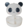 Panda Bear Animal Medicine Pill Box Multi-Function Container
