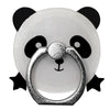 Panda Bear Phone Ring Holder Stand