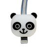 Panda Bear Retractable USB Cable for iPhone and iPad