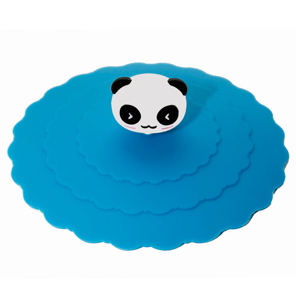 Panda Bear Suction Cup Lid Mug Cover