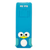 Blue Penguin Travel Luggage Tag (Comes in packs of 12 - $2.50 each)