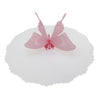 Pink Butterfly Suction Cup Lid Mug Cover