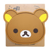 Riku Brown Bear PVC Coaster