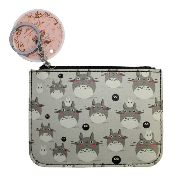 Friendly Toto Wallet Coin Purse Accessory