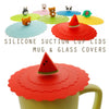 Watermelon Suction Cup Lid Mug Cover