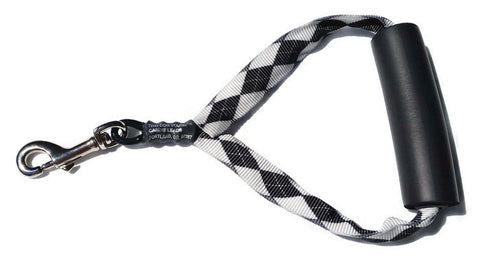 "12"" TRAFFIC LEAD/LEASH HANDLE WITH PADDED GRIP by TWO DOG TOUGH™"
