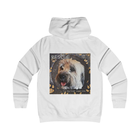 A.R.F. Project by Two Dog Tough™ Ladies College Hoodie