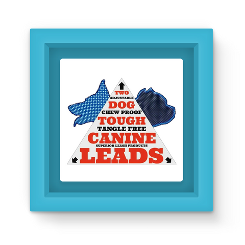 "TWO DOG TOUGH™ ""A.C.T. TRIANGLE"" Magnet Frame"
