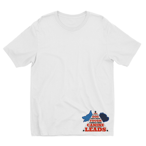 "TWO DOG TOUGH™ ""A.C.T. TRIANGLE"" Kids Sublimation TShirt"