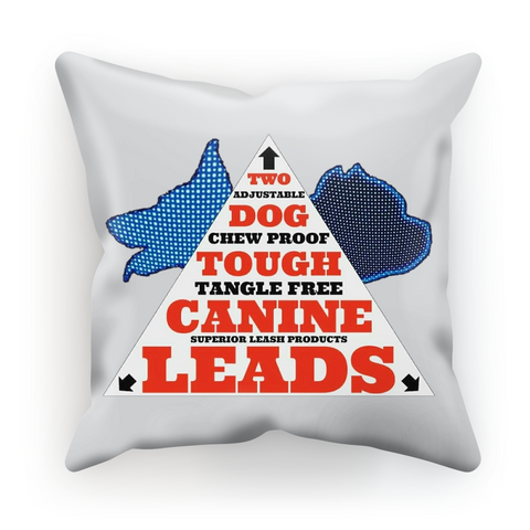 "TWO DOG TOUGH™ ""A.C.T. TRIANGLE"" Cushion"