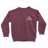 "TWO DOG TOUGH™ ""A.C.T. TRIANGLE"" Kids Sweatshirt"