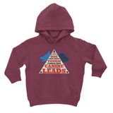 "TWO DOG TOUGH™ ""A.C.T. TRIANGLE"" Kids Hoodie"