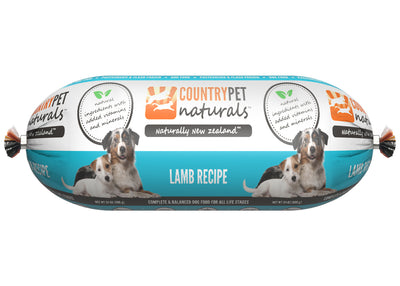 Lamb Recipe Dog Food (Case of 8)