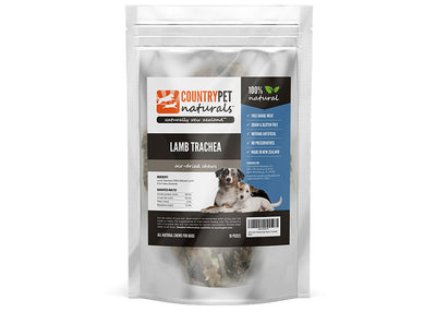 Lamb Trachea Chews (10 pieces)