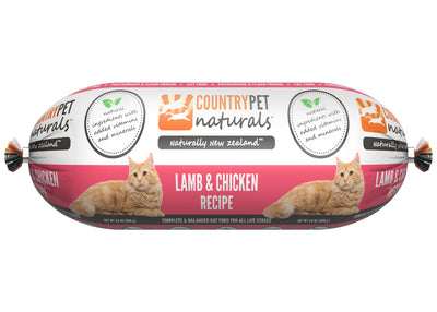 Lamb & Chicken Recipe Cat Food (Case of 8)