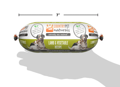Lamb & Vegetable Recipe Dog Food (Case of 8)