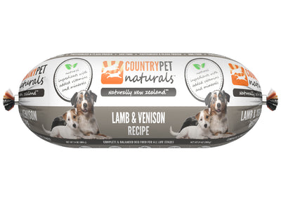 Lamb & Venison Recipe Dog Food (Case of 8)