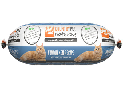 Turducken Recipe Cat Food (Case of 8)