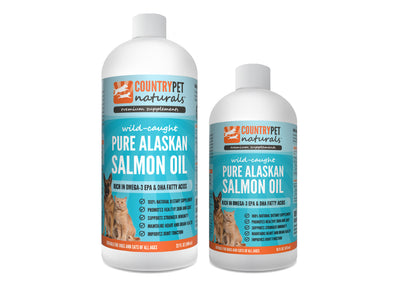 Pure Wild Alaskan Salmon Oil