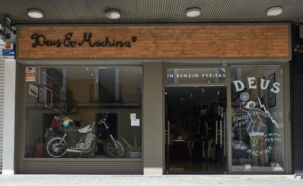 Store - Deus Madrid