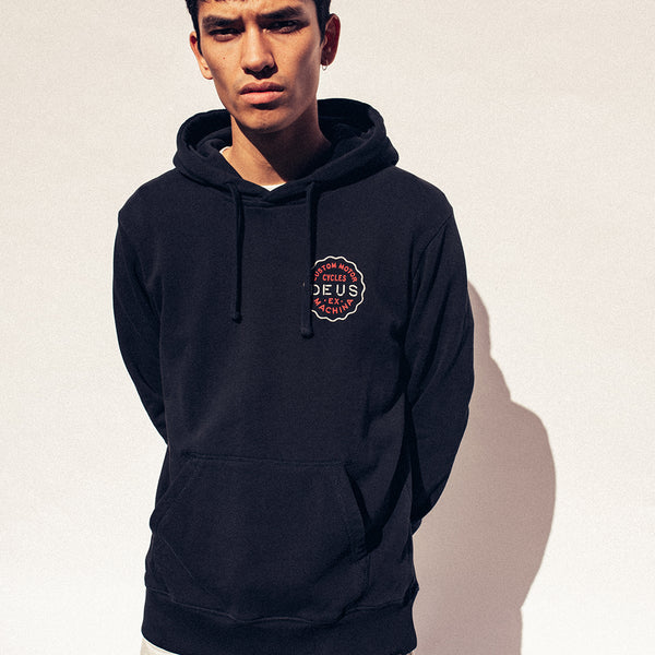 Biarritz Address Hoodie - Black