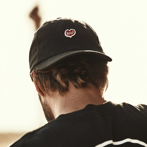 Artery Dad Cap - Washed Black