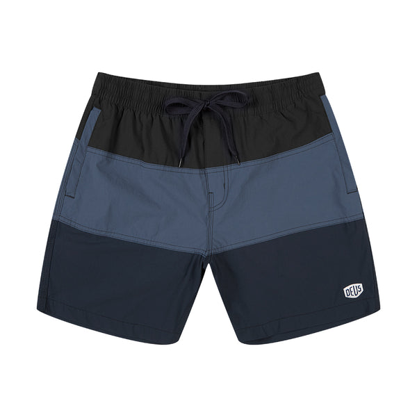 Sandbar Panels Boardshort - Blues