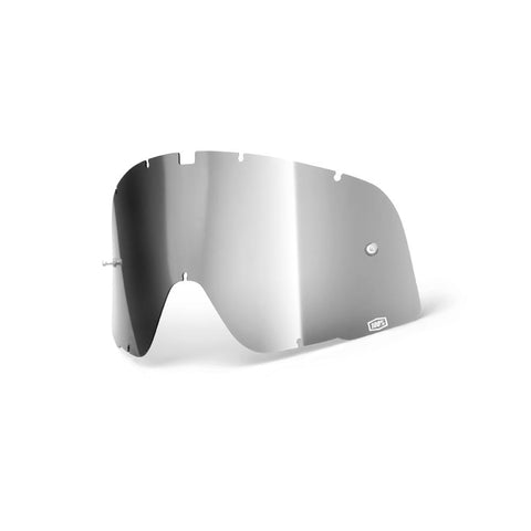 Barstow Silver Mirror Lens