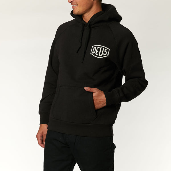 Ibiza Address Hoodie - Black