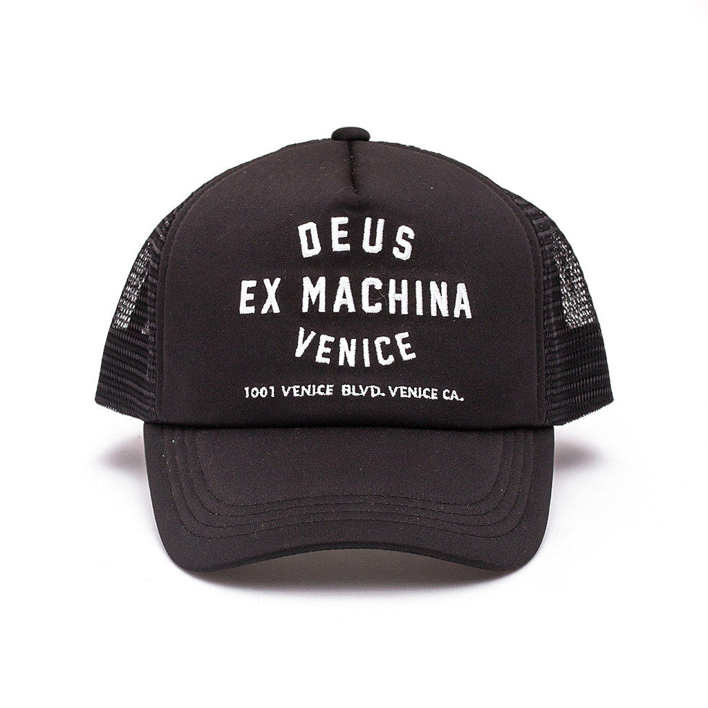 7c966c5bf9ff4 Venice Address Trucker Hat ...