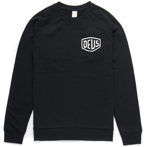 Shield Crew - Black