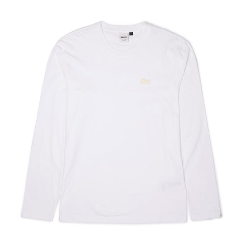 Standard Embroidered Long Sleeve Tee