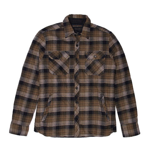 Maxwell Plaid Overshirt